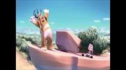 Boundin Sheep Funny Animation