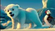 Кока-кола : Полярните мечки * Бг Субтитри * целият късометражен анимационен филм The Polar Bears hd