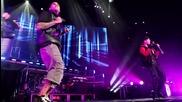 Justin Bieber ft. Chris Brown - Look at me now ( на живо )