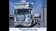scania v8 truck power