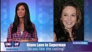 Diane Lane To Play Clark Kents Mom In Superman Man of Steel