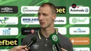 Недялков: Не съм предател, развавах се за ЦСКА във всеки мач