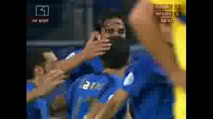 Италия - Украина 3:0
