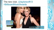 Are Taylor Swift & Molly Ringwald in a New Club?