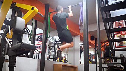 90 дневна трансформация | Изграждане на мускул, горене на мазнини | Ден 24 - Гръб