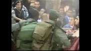 Православни монаси се бият в Йерусалимски храм