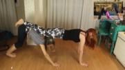 Venham Rir Desafio Do Yoga com Bruna Farias