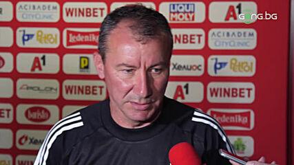 Белчев: Хубаво е, че видяхме слабостите си