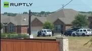 Тексаски полицай застреляха невъоръжен мъж с вдигнати ръце