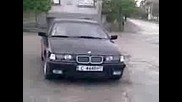 Burnt out Shefa E36 318i