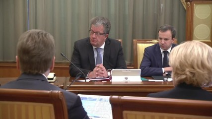 Russia: Medvedev confirms Ulyukayev's dismissal over bribe allegations