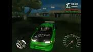 Fastandfurious cars in Gta San Andreas part 1