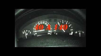 Bmw M3 0-250 Km/h