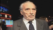 Master of Horror Christopher Lee Dies at the Age of 93