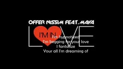 Offer Nissim feat. Maya - Im In Love