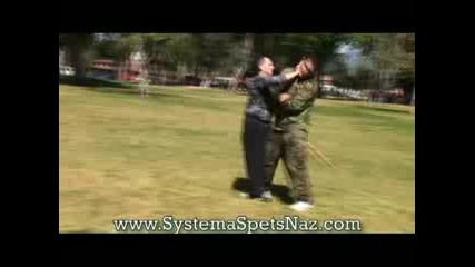 !!! !!! Урок по самозащита ! ! ! (specnaz)