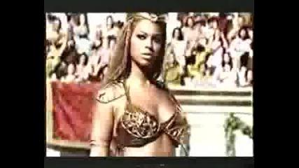 Beyonce pink britni V Reklama Na Pepsi