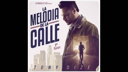 2015! Tony Dize - Al Limite De La Locura ( Album Version )