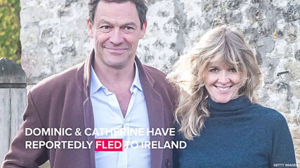 Dominic West's 51st birthday shrouded in a cheating scandal