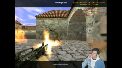 The Counter Strike Pro Players
