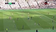 Уест Хем Юнайтед - Саутхемптън 0:1 /първо полувреме/