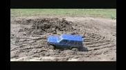 Rc4wd Dirt Grabber mud test