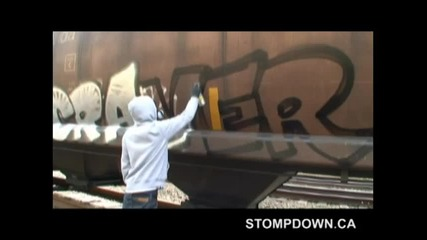 Graffiti #171 - Keep Six - Crave - Rukis - Lesen - Sdk