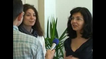 Меглена Кунева и лицата на кампанията