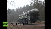 Russia: Military conducts missile-launching exercises