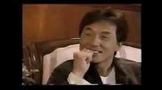Jackie Chan fan visit