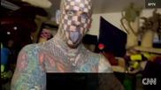 Най-татуирания човек в света