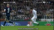 Real Madrid vs. Lyon - All Goals and Highlights 16.03.2011