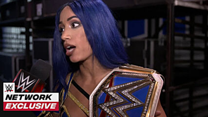 Sasha Banks states she's the SmackDown Women's division: WWE Network Exclusive, Nov. 22, 2020