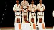 Сенсей Валери Димитров за 11-ти път с Европейската титла по Карате шинкиокушин