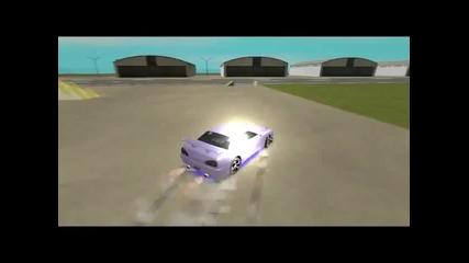 Gta Sa Drifting World