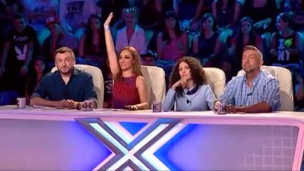 Божидар Гюлмезов - X Factor Bulgaria10.09.2014