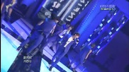 Infinite - The Chaser @ 2012 London Olympic Fighting Korea Concert (22.07.2012)