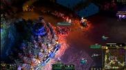 Cho'gath Penta Kill League of Legends