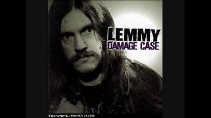 Lemmy Kilmister- Tie Your Mother Down