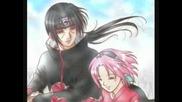 Sasuke, Itachi And Sakura