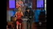 Tриш На Наградите На NHL 2007