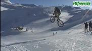 25m Backflip With Bike
