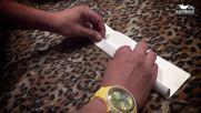 Много оригинален трик: Отварачка от хартия!