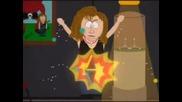 South Park Mecha Streisand