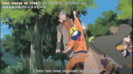 Naruto shippuuden Ova Sage Naruto vs Sasuke 1 [hd]