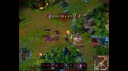 League of Legends Vayne Penta Kill