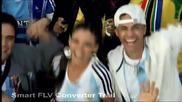 Много Красива фенка на Аржентина !!! World Cup 2010 !