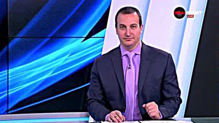 Играч на мача: Красимир Костов