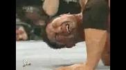 Undertaker И Batista В Отборен Мач След Кеч Мания 23