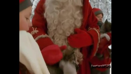 С дядо Мраз шега не бива - песничка